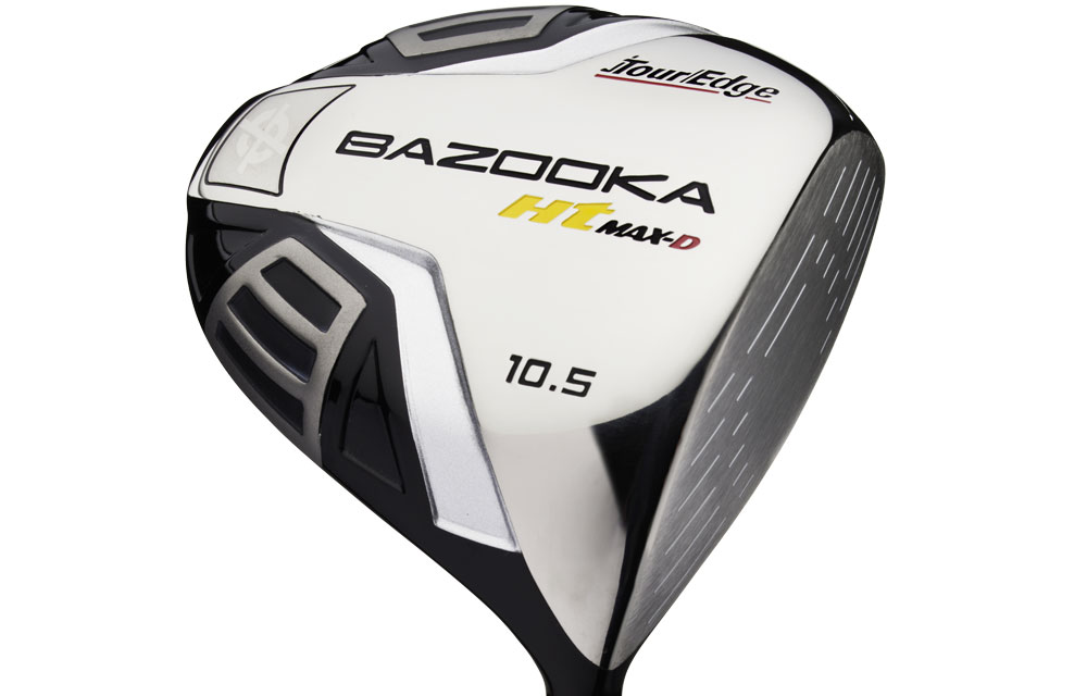 Tour Edge Bazooka HT Max D, $149                           See the complete review