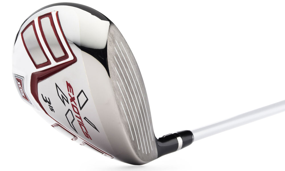 Tour Edge Exotics XCG5, $299                           Read the complete review