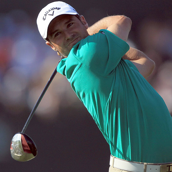 Trevor Immelman                       Masters Champion: 2008                       Driver: Callaway Diablo Octane Tour (10.5°) with an Aldila RIP 70 shaft