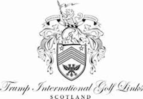 Trump International Golf Links, Scotland: a subtle stamp for its subtle owner. Not.