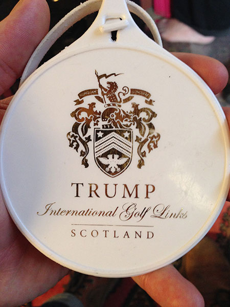 "No pressure when you come out of the blocks declaring it ""the greatest course in the world,"" pre-opening, as Donald Trump did, who never met hyperbole he didn't like. That said, Trump International Golf Links Scotland in Aberdeen is flat-out awesome."