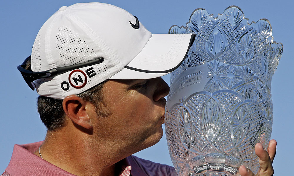 Bo Van Pelt notched his first career PGA Tour victory at the 2009 U.S. Bank Championship, beating John Mallinger on the second hole of a sudden death playoff.