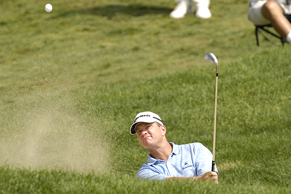 Scott Verplank, United States                           Seed: 11                           PGA Tour Money List: 13th ($2,534,626)                            World Ranking: 23                           Best Finishes at                            Westchester Country Club:: T11 (2003)                           Key Stat: The average number of putts per round by players on the PGA Tour is 29.99. Verplank averages 28.70, ranking him 28th.