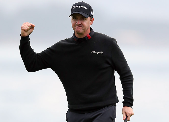 The victory is the third of Walker's career and the third in his last eight tournaments.