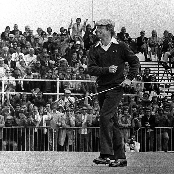 1975 (Carnoustie)                           1977 (Turnbery)                           1980 (Muirfield)                           1982 (Royal Troon)                           1983 (Royal Birkdale)
