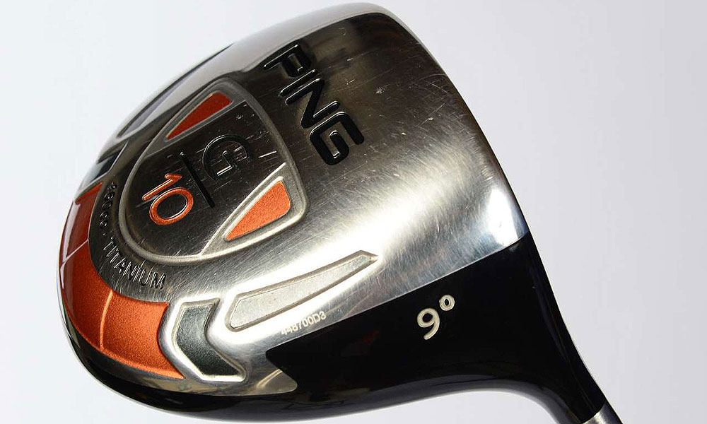 Using this Ping G10 (9 °) with an Aldila XNV6 shaft, Westwood is one of the best drivers of the golf ball in the game.