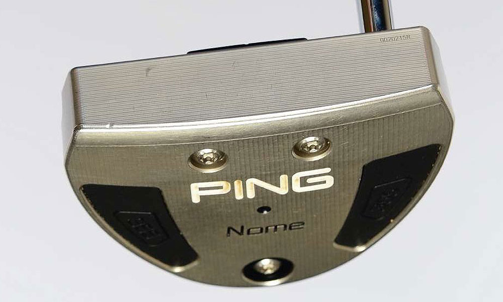 Westwood has used this Ping Nome 355 putter for much of the 2012 season, but often uses a Ping Redwood Anser too.