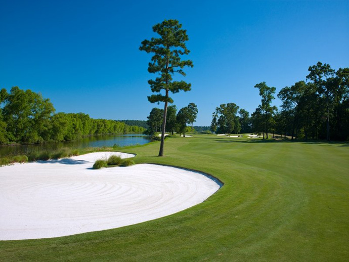 91. Whispering Pines                       Trinity, TexasMore Top 100 Courses in the U.S.: 100-76 75-5150-2625-1