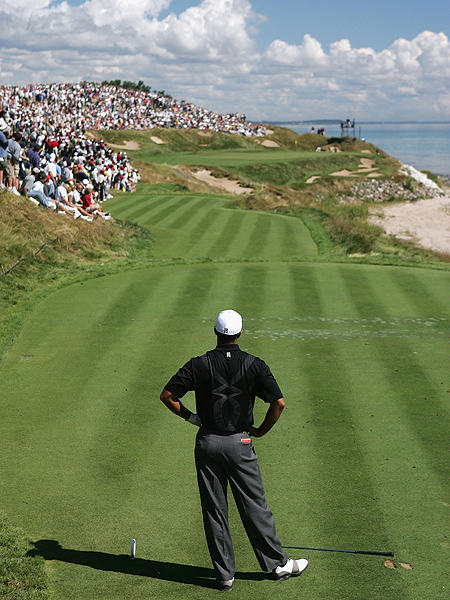 Whistling Straits Golf Club                           U.S. Opens Hosted: None