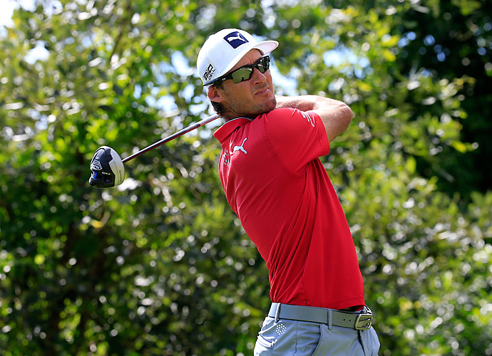 Thursday                         Will Mackenzie fired a six-under 65 Thursday at Mayakoba to place himself among the early leaders.