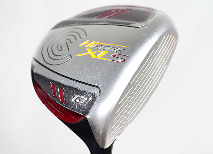 Wilson's lone fairway wood is a Cleveland HiBore XLS (13°) with an Aldila NV 95X shaft.