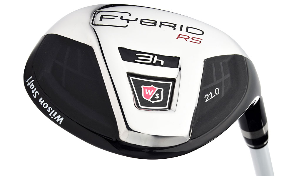Wilson FYbrid RS Hybrid, $129                           Read the complete review