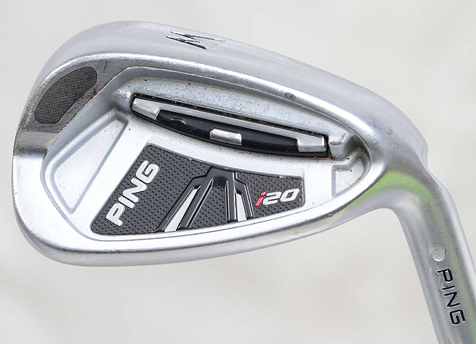 "Last season he switched to a href=""http://www.golf.com/equipment/ping-i20-irons"" target=""_self"">Ping i20 irons with Ping CS Lite shafts."