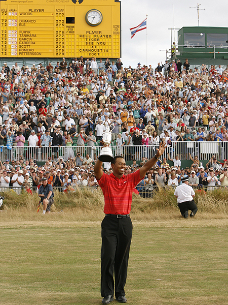 2000 (St. Andrews)                           2005 (St. Andrews)                           2006 (Royal Liverpool)
