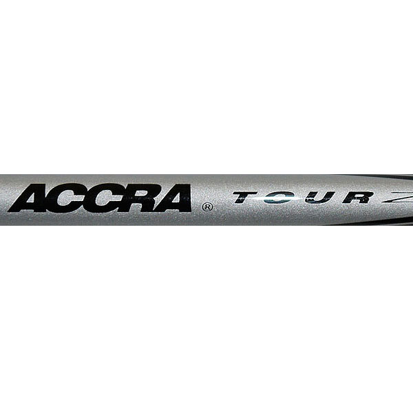 ACCRA Tour Z, Z+                       $350, accragolf.com                       A synthetic fiber, Kevlar wrap is inserted deep into the tip section of these shafts to increase head stability, while the constant taper design (from butt to tip) helps transfer more energy to the ball for greater distance. The Tour Z+ offers a more stable tip section and is recommended for those players with higher clubhead speeds, while the Z has a more responsive tip section, making it a good choice for the fairway woods.