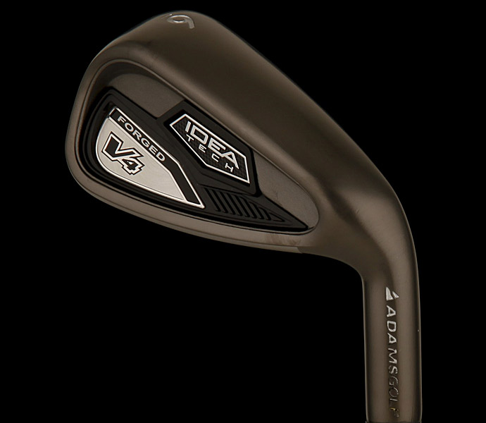 Adams Idea Tech V4 Forged Irons                       Price: $799, steel; $899, graphite                       Read the complete review                       Go to ClubTest 2013 Homepage