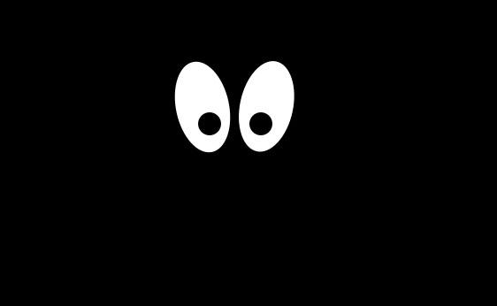 Afraid of the Dark adj. a putt that won't go in the hole