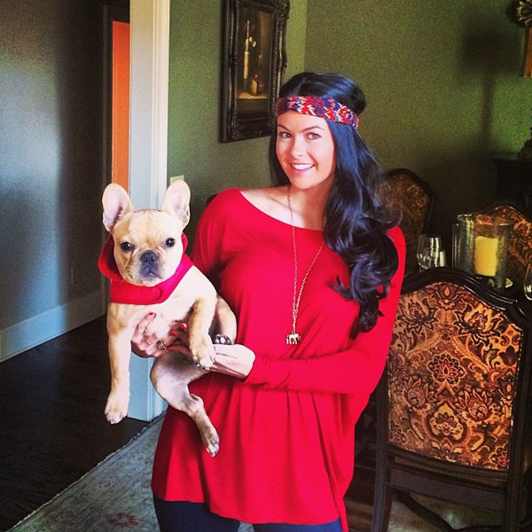 @aduf99: My nugget. #princelouie #frenchies #matching