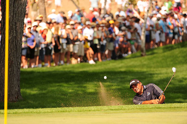FedEx Cup Points: 270                       Playoff Results                       The Barclays: MC                        Deutsche Bank Championship: T4                        BMW Championship: T45