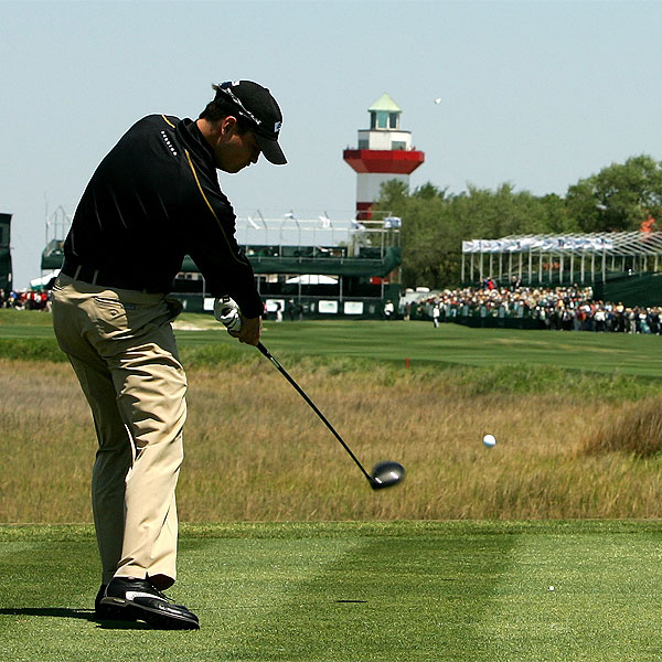 Last week's Masters champion Zach Johnson finished sixth.