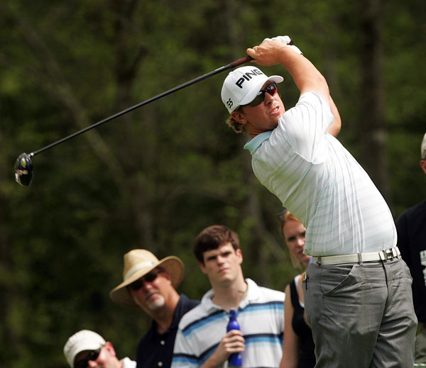 Hunter Mahan shot a final round 69 to finish tied for fifth.