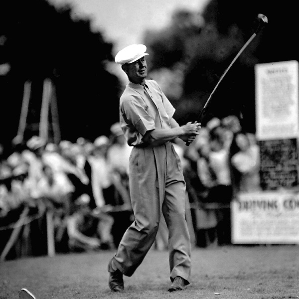 Byron Nelson turned pro in 1932. He won 47 tournaments, including five majors. Nelson won the 1937 and 1942 Masters; the 1939 U.S. Open; and the PGA Championship in 1940 and 1945.