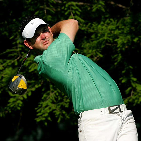Rory Sabbatini bogeyed his last two holes and settled for an even-par 70.