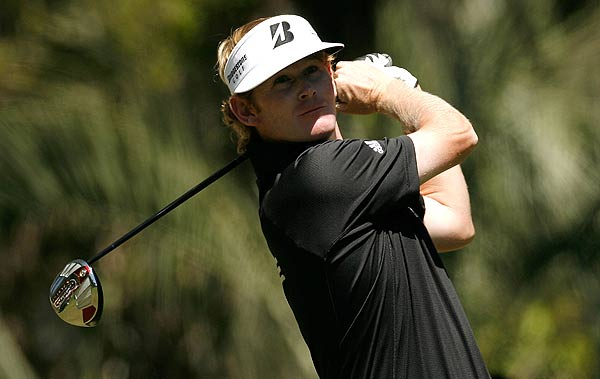 Coming off a disappointing end to the Masters, Brandt Snedeker shot a first-round 70.