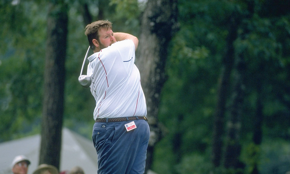 Chris Patton                       1989 US Amateur champion. Patton finished low amateur (T39th) at the 1990 Masters.