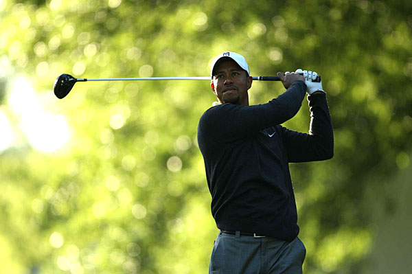 Woods has three top 10s in four starts at Quail Hollow.