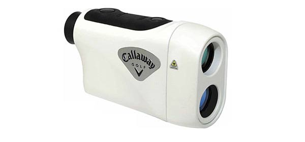 Callaway LR550 Laser Rangefinder                       Get accurate distances up to 550 yards with the official rangefinder of the PGA of America.                                              $299.95 on shop.callawaygolfcom.