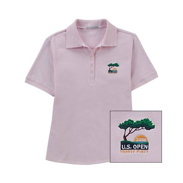 2008 U.S. Open Women's Solid Classic Polo                       Get the golf fan in your life ready for the next major with this 2008 U.S. Open polo from Cutter & Buck.                       $39.50 for USGA members, $45.00 for non-members on usgacatalog.com.