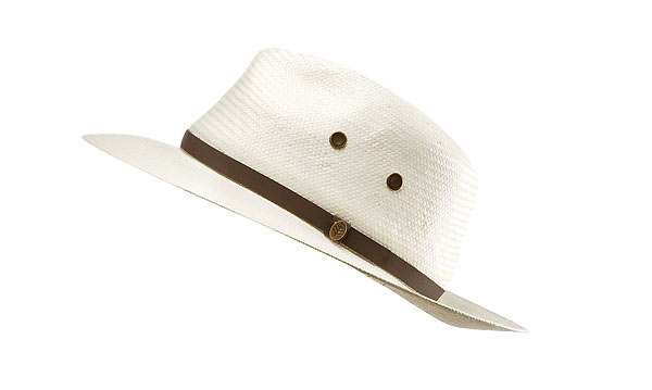 Fairway fedora by Coolibar                           ($39.95)