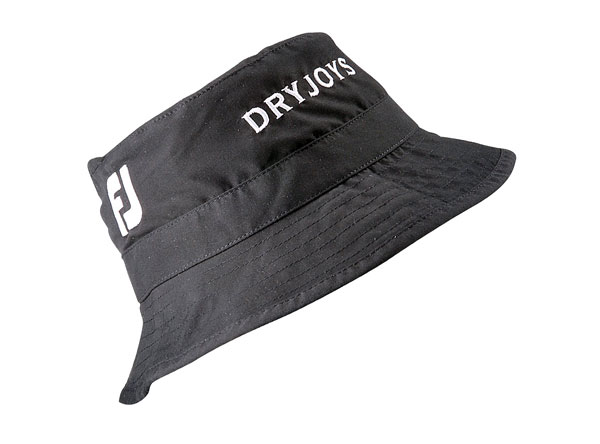 DryJoy bucket by FootJoy                       ($28)