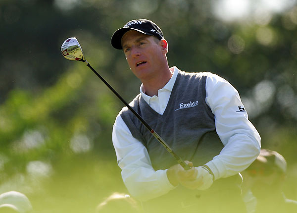 Jim Furyk won the Wachovia Championship in 2006.