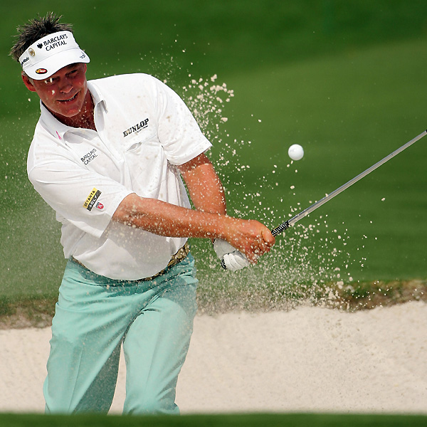 Darren Clarke's best finish in the Masters was a tie for eighth in 1998.