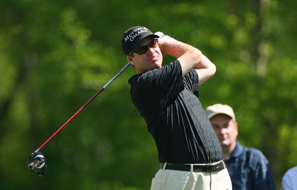 You May Know Him From ... 2007 U.S. Bank Championship in Milwaukee champion; often confused with Geoff Ogilvy.