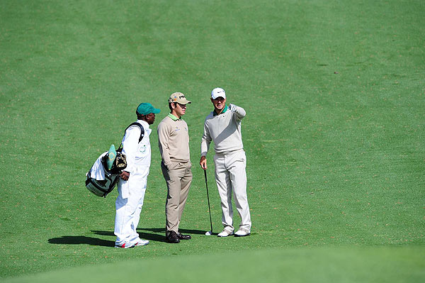 "Fellow South African Louis Oosthuizen joined Immelman and Player.                            • Interactive Course Map: Augusta                           • What's in my bag: Masters Edition                           • Complete Masters coverage                                                                                 function fbs_click() {u=""http://www.golf.com/golf/gallery/article/0,28242,1889652,00.html"";t=document.title;window.open('http://www.facebook.com/sharer.php?u='+encodeURIComponent(u)+'&t='+encodeURIComponent(t),'sharer','toolbar=0,status=0,width=626,height=436');return false;} html .fb_share_link { padding:2px 0 0 20px; height:16px; background:url(http://b.static.ak.fbcdn.net/images/share/facebook_share_icon.gif?8:26981) no-repeat top left; }Share on Facebook                                                                                                            addthis_pub  = 'golf';                            addthis_logo  = 'http://s9.addthis.com/custom/golf/golf_logo.jpg';                           var addthis_offset_top = -155;                           addthis_logo_color = '555555';                           addthis_brand  = 'Golf.com';                           addthis_options  = 'email, facebook, twitter, digg, delicious, myspace, google, reddit, live, more'                                                                                  Share"