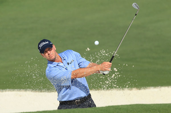 had his best showing at the Masters last year, finishing T6.