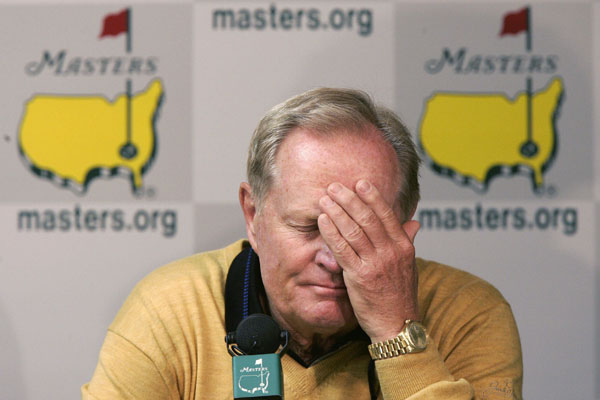 "CRITIC                           Jack Nicklaus                           2006, reacting to the spate of recent course changes                                                      CRITIQUE                           ""I think they've ruined it from a tournament standpoint."" The Golden Bear wasn't the only one to pipe up after the club stretched the course and gave the par-4 11th hole a makeover. Quipped Gary Player, ""What are they going to do in the future, put the tees in the streets?""                                                      BOTTOM LINE                           We like the Golden Bear's bluntness, and it packs an extra punch coming from a man with six green jackets in his closet. But did he need to add ""from a tournament standpoint?"" Like a good putting stroke, sometimes less is more."