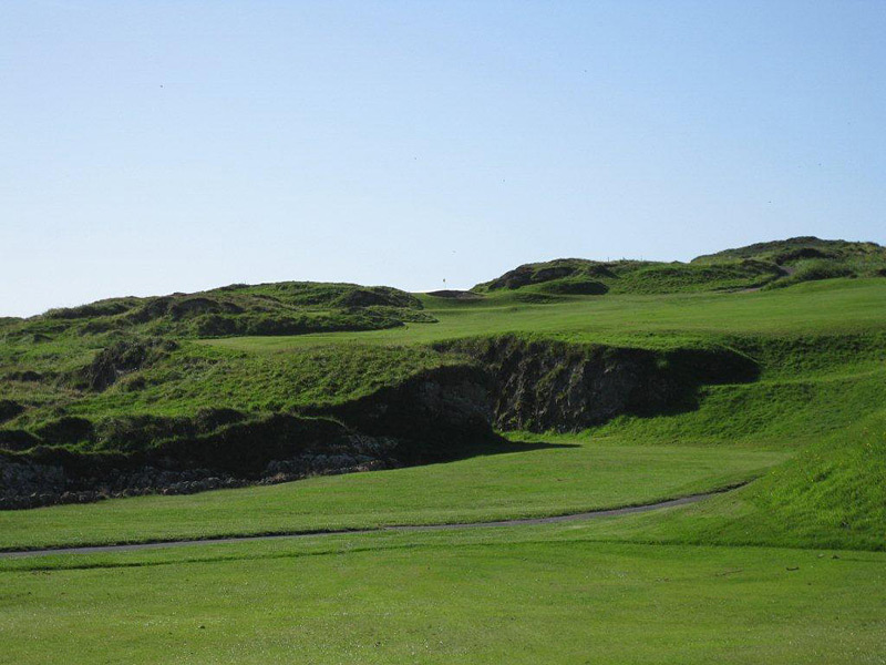 Ardglass Golf Club -- Castle Place, Ardglass, Northern Ireland                           Submitted by John A. Christopher