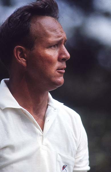 Arnold Palmer at the 1964 U.S. Open at Congressional Country Club in Bethesda, Md.