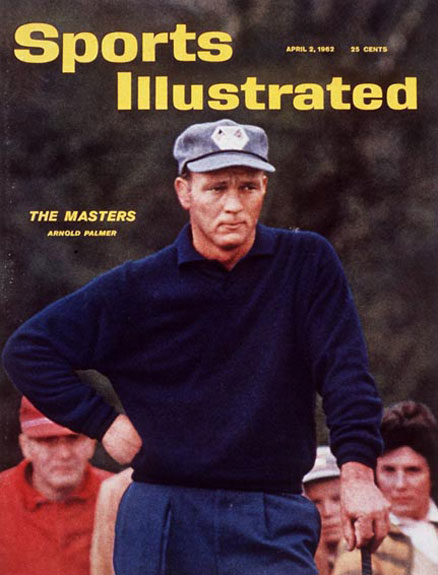 April 2, 1962: The Masters: Arnold Palmer