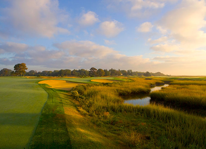 75. Atlantic City Country Club Northfield, N.J.; Reid/Park Jr./Flynn/Doak (1897/1923/1999) -- $75-$225, accountryclub.com