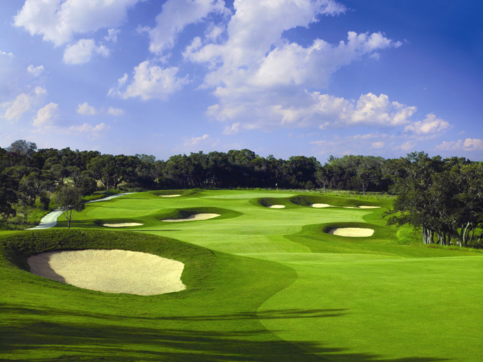 TPC San Antonio (AT&T Canyons) -- San Antonio                           Another Tour-worthy layout available to JW Marriott guests, this Pete Dye/Bruce Lietzke creation is the present venue for the Champions Tour's AT&T Championship, won by Fred Couples in 2011 and by David Frost, in a playoff over Bernhard Langer, in 2012. ($159-$249; 210-491-5800, tpcsanantonio.com)