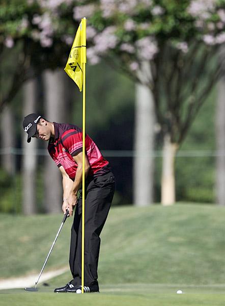 Martin Kaymer won last year's PGA Championship at Whistling Straits.