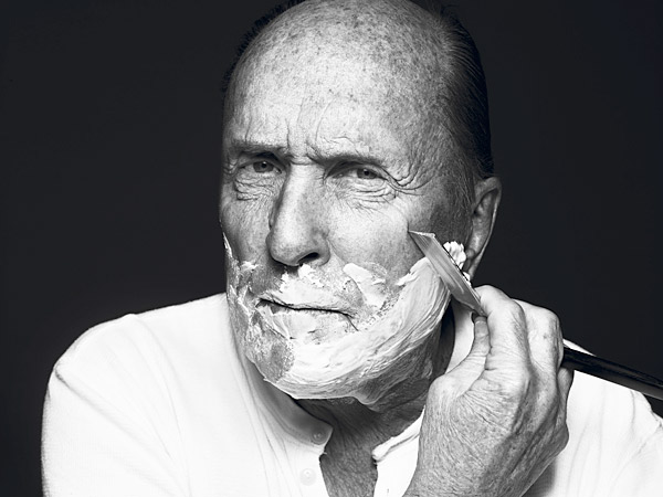 "No. 1 Stroke-Shaver: Robert Duvall                           ""I once did a movie in Scotland. We stayed at St. Andrews. My room was over the 17th hole.""                                                      Robert Duvall, 80, has appeared in more than 75 films. His latest, ""Seven Days in Utopia,"" opens Sept. 2."