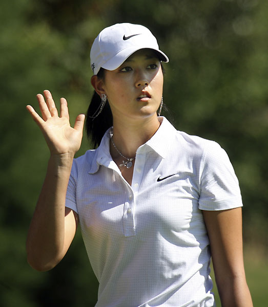 Michelle Wie missed another cut after rounds of 79-75.