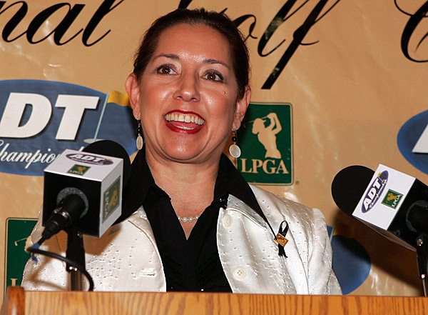 A Bad Year For ...                           Tact                           LPGA commish Carolyn Bivens                           formulates a plan to force English                           proficiency on her players,                           drawing the ire of civil rights                           groups and Boo Weekley.