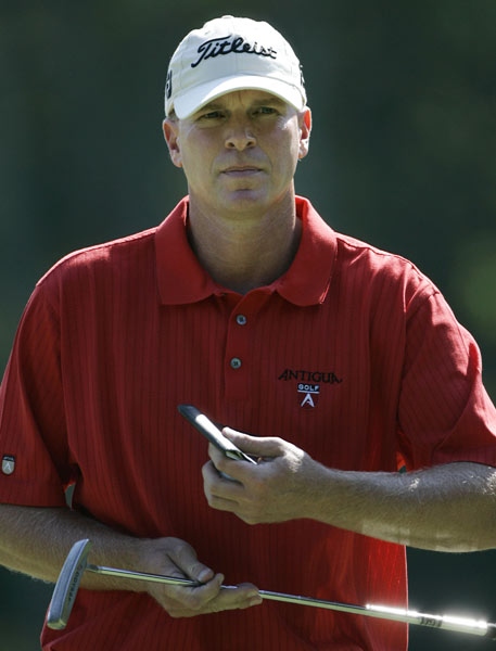 Steve Stricker lost his Tour card two years ago, but now he is leading the FedEx Cup race after his win at the Barclays.